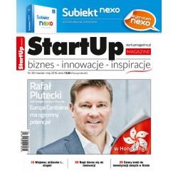 StartUp Magazine 20/2016