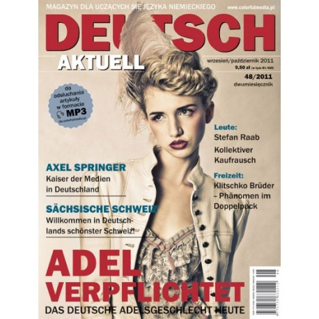 Deutsch Aktuell nr 48