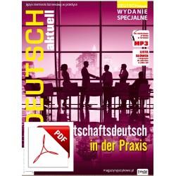 Deutsch Aktuell Wirtschaftsdeutsch in der Praxis Wersja elektroniczna