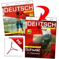 Deutsch Aktuell  Schweiz & Österreich Wersja elektroniczna