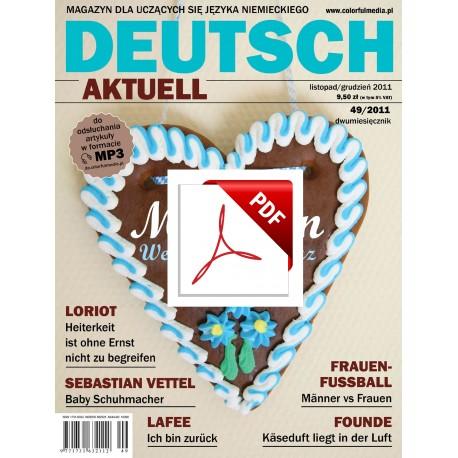 Deutsch Aktuell nr 49 Wersja elektroniczna