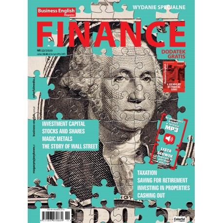 Business English Magazine - Finanse
