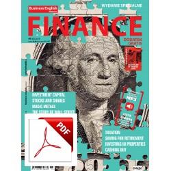 Business English Magazine - Finanse Wersja elektroniczna