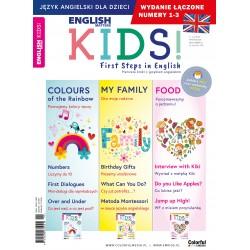 English Matters KIDS wyd. zbiorowe 1-3
