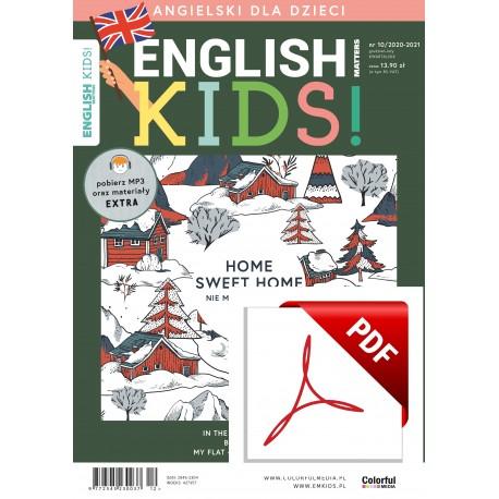 English Matters KIDS nr  10