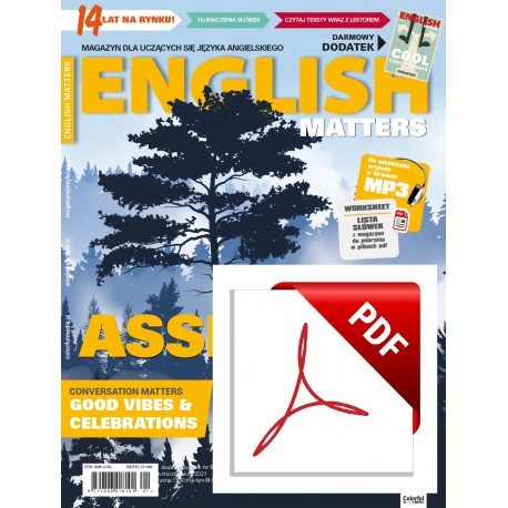 English Matters nr 86 Wersja elektroniczna