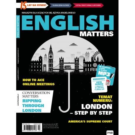 English Matters nr 87