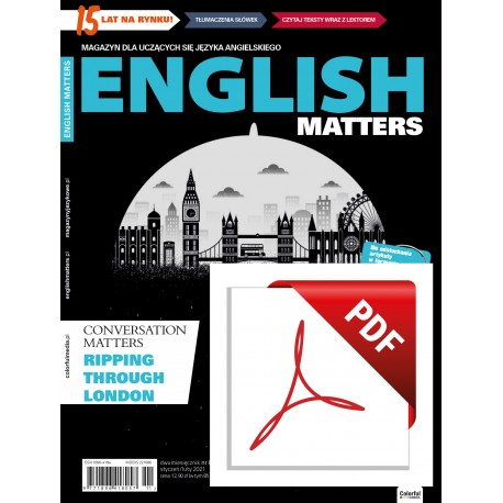 English Matters nr 87 Wersja elektroniczna