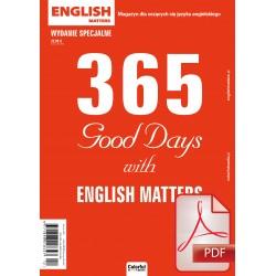 English Matters 365 Good Days with English Matters - Wersja elektroniczna