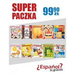 Super Paczka Espanol Si, gracias