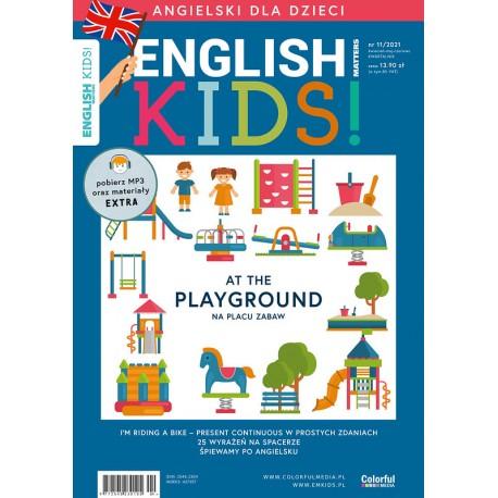 English Matters KIDS nr  11