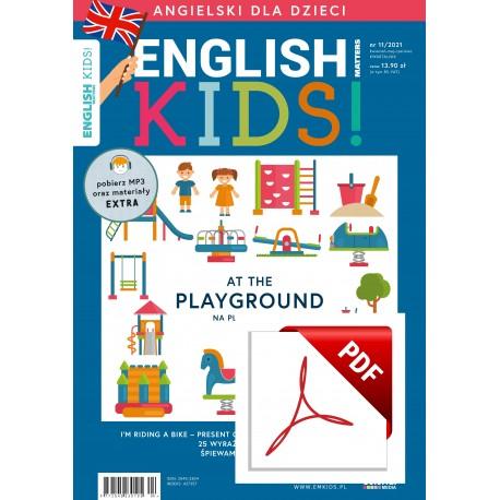 English Matters KIDS nr  11 Wersja elektroniczna