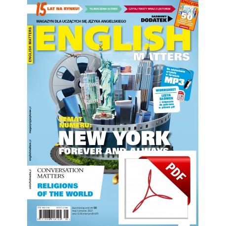 English Matters nr 88 Wersja elektroniczna