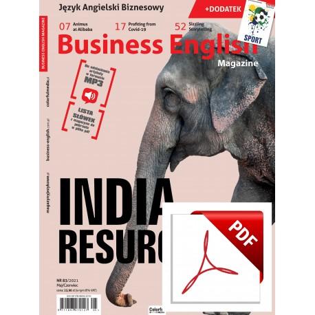 Business English Magazine 83 Wersja elektroniczna