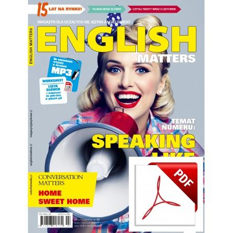 English Matters nr 89 Wersja elektroniczna