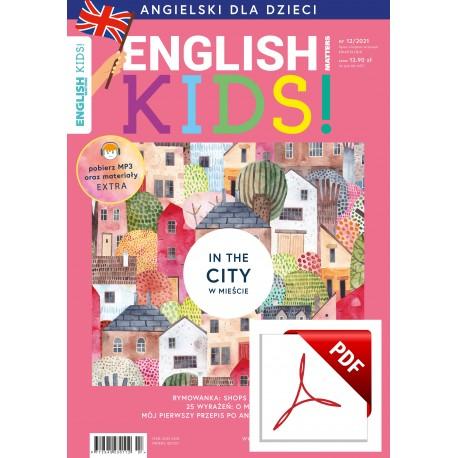 English Matters KIDS nr  12 Wersja elektroniczna