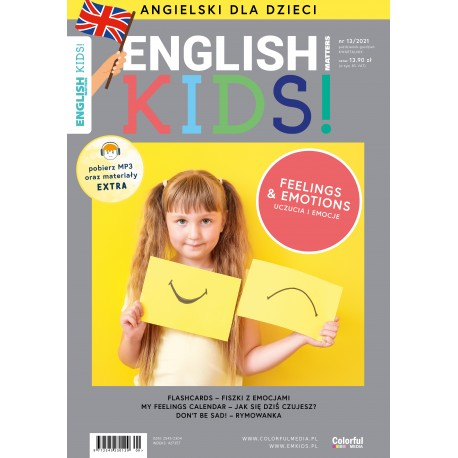 English Matters KIDS nr  13