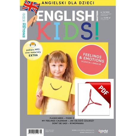 English Matters KIDS nr  13 Wersja elektroniczna