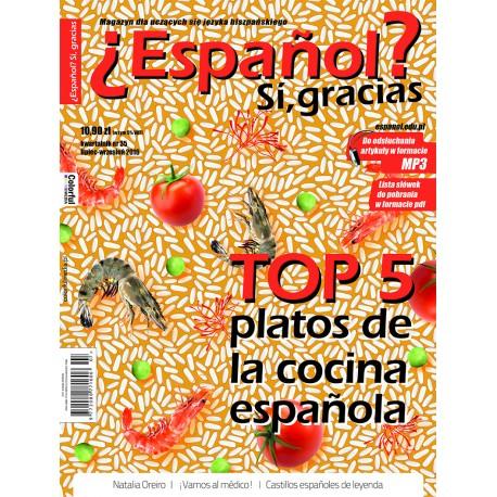 ¿Español? Sí, gracias 34/2015
