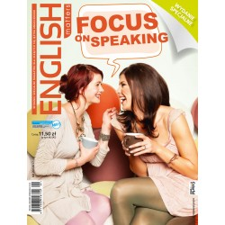 English Matters Focus on Speaking Wersja elektroniczna