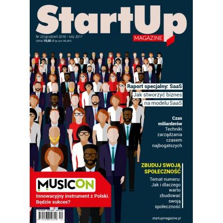 StartUp Magazine 23/2016
