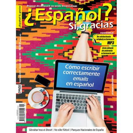¿Español? Sí, gracias 37/2017
