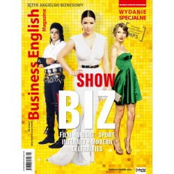 Business English Magazine - SHOW BIZ