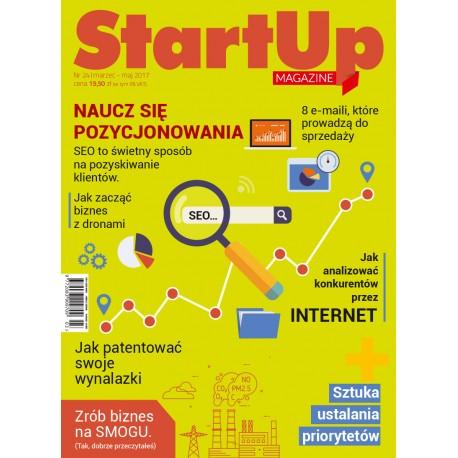 StartUp Magazine 24/2016