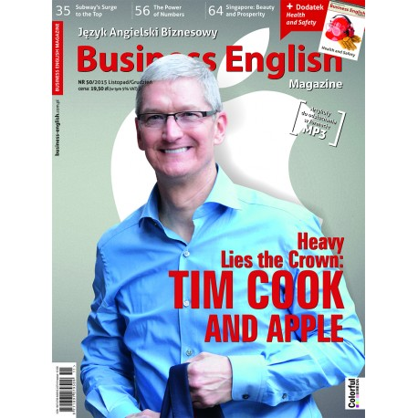 Bussines English Magazine 50