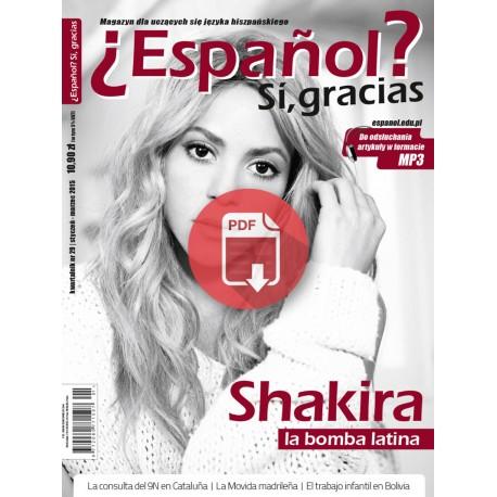 Espanol Si gracias 29 Wersja elektroniczna