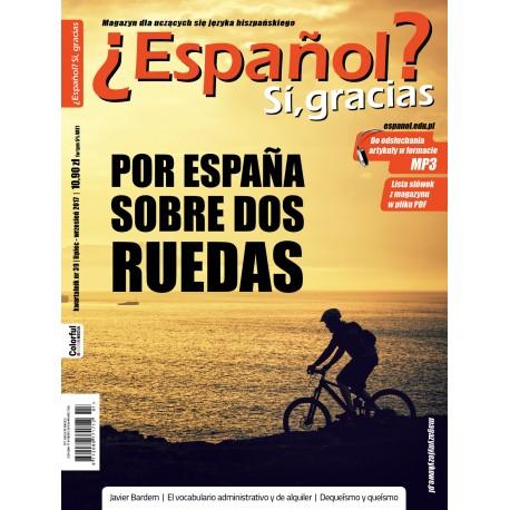 ¿Español? Sí, gracias 39/2017