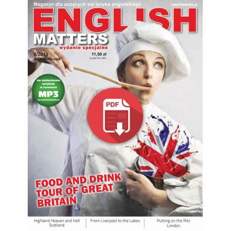 English Matters wydanie specjalne 5 Wersja elektroniczn