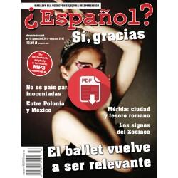 ¿Español? Sí, gracias 13/2012 Wersja elektroniczna