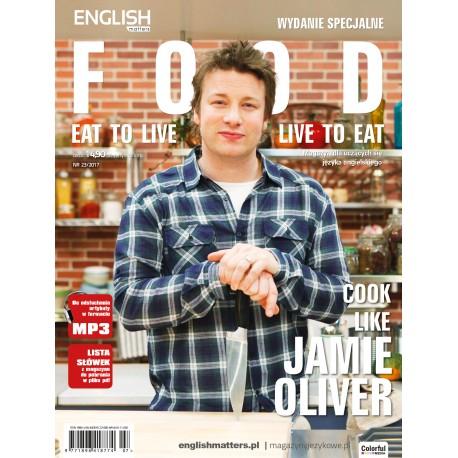 English Matters Food