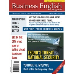 Business English Magazine 1/2007
