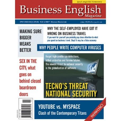 Business English Magazine 1/2007