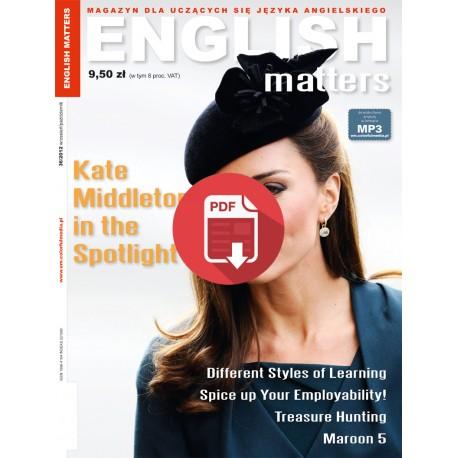 English Matters 36 Wersja Elektronicza