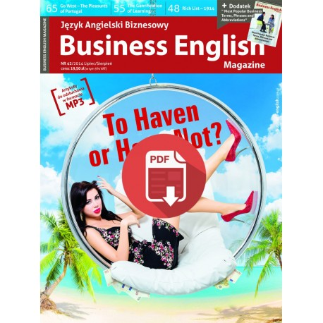 Bussines English Magazine 42