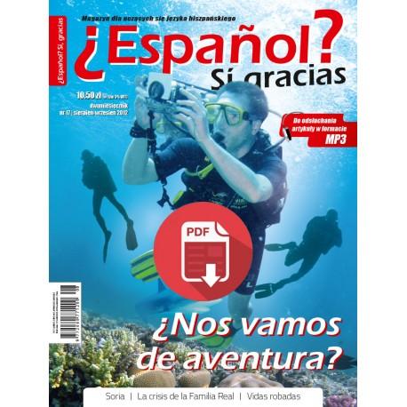 ¿Español? Sí, gracias 17/2012 Wersja elektroniczna