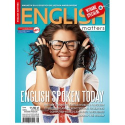 English Matters English spoken today 10
