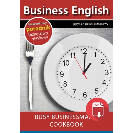 Busy businessman's cookbook