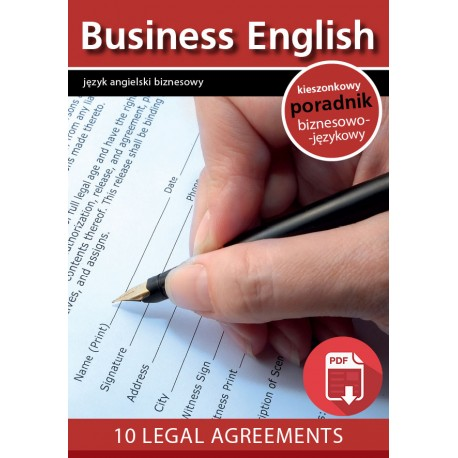 10 legal agreements