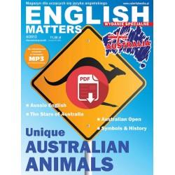 English Matters Australia Wersja elektroniczna