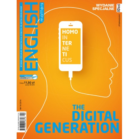 English Matters The Digital Generation