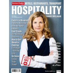 Business English Magazine - Hospitality