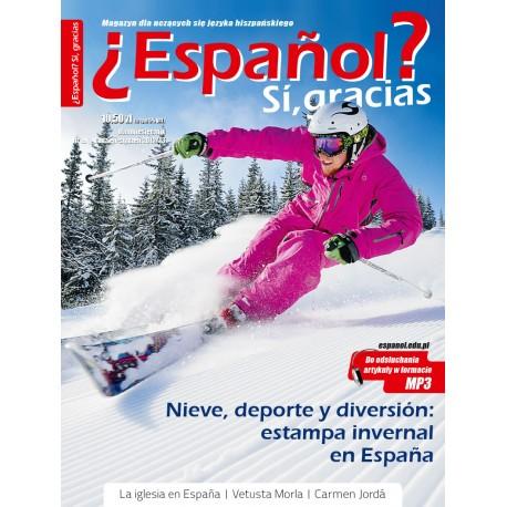 ¿Español? Sí, gracias 19/2013