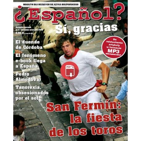 ¿Español? Sí, gracias 5/2010 Wersja Elektroniczna