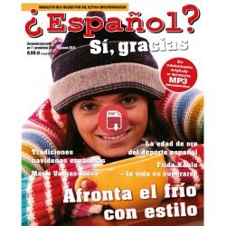 ¿Español? Sí, gracias 7/2010-2011 Wersja Elektroniczna