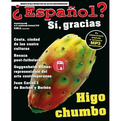 ¿Español? Sí, gracias 6/2010 Wersja Elektroniczna