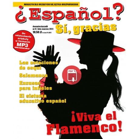 ¿Español? Sí, gracias 8/2011 Wersja Elektroniczna